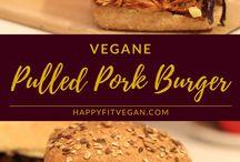 Vegan Comfort Food / Die leckersten veganen Rezepte für Fast Food, Comfort Food, Cheat Meals. Burger, Pommes, Pizza & mehr ...weil man sich auch mal was gönnen muss :)