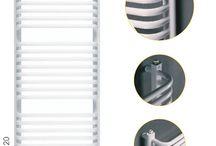 Grzejniki Basic | Ekonomiczne / Modne tradycyjne wzory w kolorze białym, ale także dostępne są modele kolorowe. Świetna propozycja dla indywidualistów.