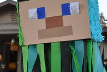Minecraft / by Maria Gagliano