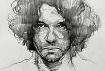 Inspiration sketchs