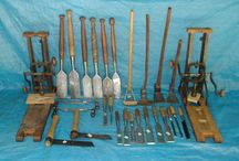 Timber frame tools