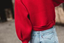 Best Red Jumpers AW18