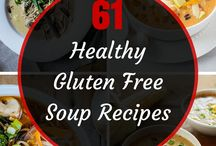 In the Kitchen- Gluten Free / anything and everything gluten free.