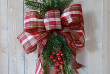 lyže a vánoce