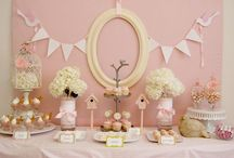 Baby Shower ideas / Ideas for Co-Ed Baby Shower in January (Baby Girl Van Lienden-Chanbusarakam) / by D.J. Pei