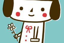 Kawaii! Illustrations