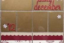 December Daily / December Daily® is a December mini-album project devised by Ali Edwards with the simple goal of capturing the spirit of December via one story per day. Read more on her website www.aliedwards.com.