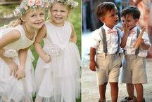 moda dla dziecka na wesele