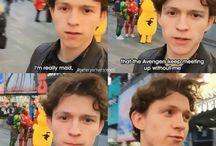Tom Holland - Spiderman