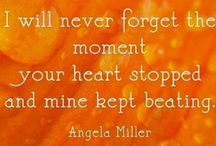 In Memory of Loved one's ♡
