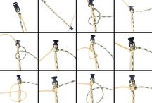 Paracord Tutorials / Here you will find photo tutorials and video tutorials on various paracord products.