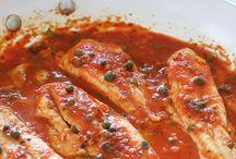 Fish/Seafood Recipes