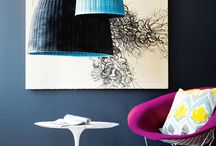 Bold Colours / by Furnishing Homes