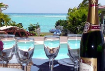 Villa Bora Bora Guadeloupe / Villa de luxe en Guadeloupe au bord du lagon de Saint François en Guadeloupe