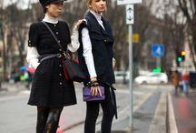 Mode De La Rue