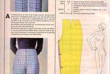 коррективы в брюках