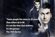 Quotes from my Fandoms / My fandoms are: Doctor Who, Being Erica, Sherlock, Once Upon A Time, The Newsroom, Supernatural...