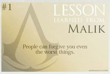 × assassin's creed life lessons ×