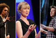 TED Talks worth watching / by Olivia Farkas