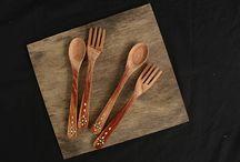 I B O N I _ id (Wood and Bamboo Craft)