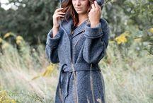 Płaszcze od PinPin... / Projekty autorskie. Designerskie, unikatowe płaszcze od PinPin.  Uszyte z włoskiej, jakościowej wełny parzonej.