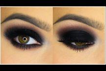 Types of smokey eyes