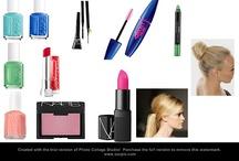 Spring 2013 Makeup Trends