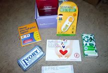 TLC VoxBox / Here are all of the goodies that came inside of my TLC VoxBox that I received from Influenster complimentary in exchange for my review. Filled with great products for moms like myself! Most of the products in here were things that I could really use and can take with me when I'm out and about.  #TLCVoxBox