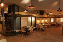 El Restaurante / Conoce nuestras instalaciones. ¡Diseño atractivo y cómodo!