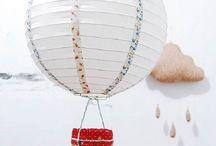 Luftballon lampe