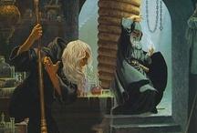Master of Past & Present- Dragonlance / by Crystal Lukowski