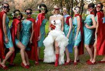 Cosplay Weddings