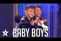 KIDS DANCE GROUP: Baby Boys