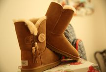 ugg boots / by Fuzz Pesock