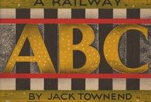 Jack Townend, A Railway ABC