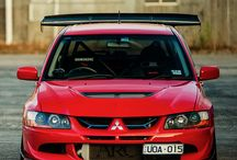 Auto :  Mitsubishi Evo
