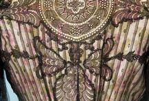 Costume History // 19th C. & 20th C.// Victorian (1890-1900s)