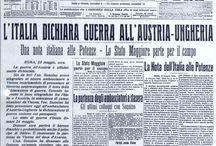 giornali del passato