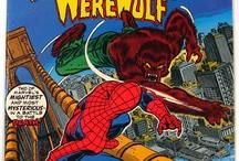 Marvel Team-Up / http://tinyurl.com/ebaymadandcracked / by Jean De La Garza