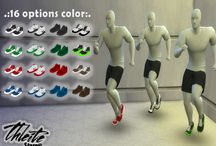 Chaussure Homme - Sims 4