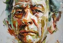 portraits modern