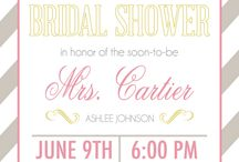 Party: bach/bridal shower / by Jessica Ussery-Sharp