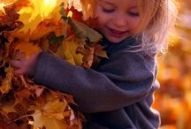 children * autumn