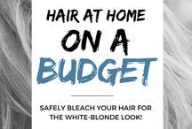 Hair & Make Up !