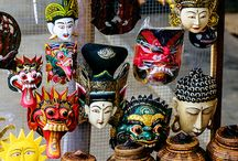 Indonesian Crafts