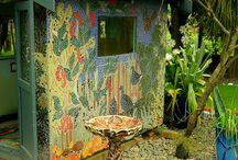 the mosaic garden NZ