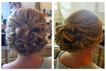 Hair Styles For Your School Ball / Hair style ideas for your school ball or high school formal or wedding hair. Updos, Half updos, soft curls, formal hair styles.