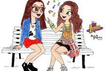 Luna és Nina