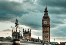 places I've been: London