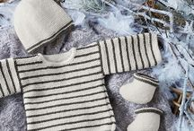 Knitting for babies and toddlers